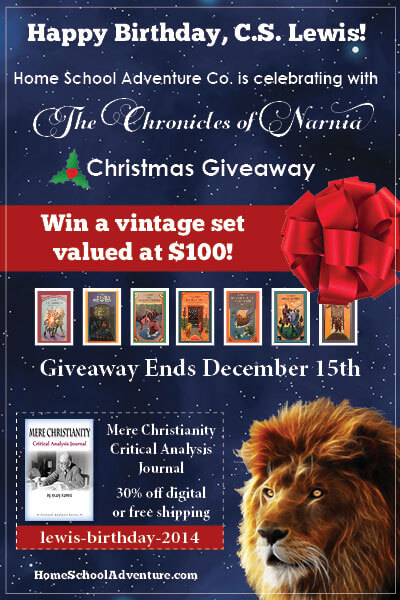 narnia giveaway