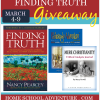 Finding Truth Giveaway
