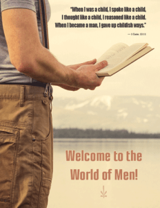 Welcome to the World of Men