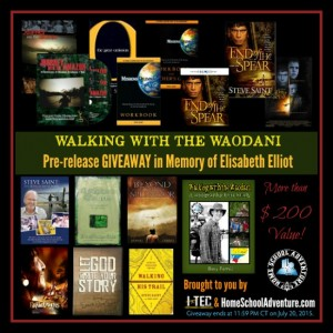 Elisabeth Elliot's Homecoming Giveaway