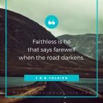 Faithless is he