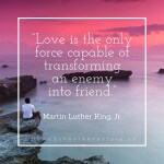 Love is the only force