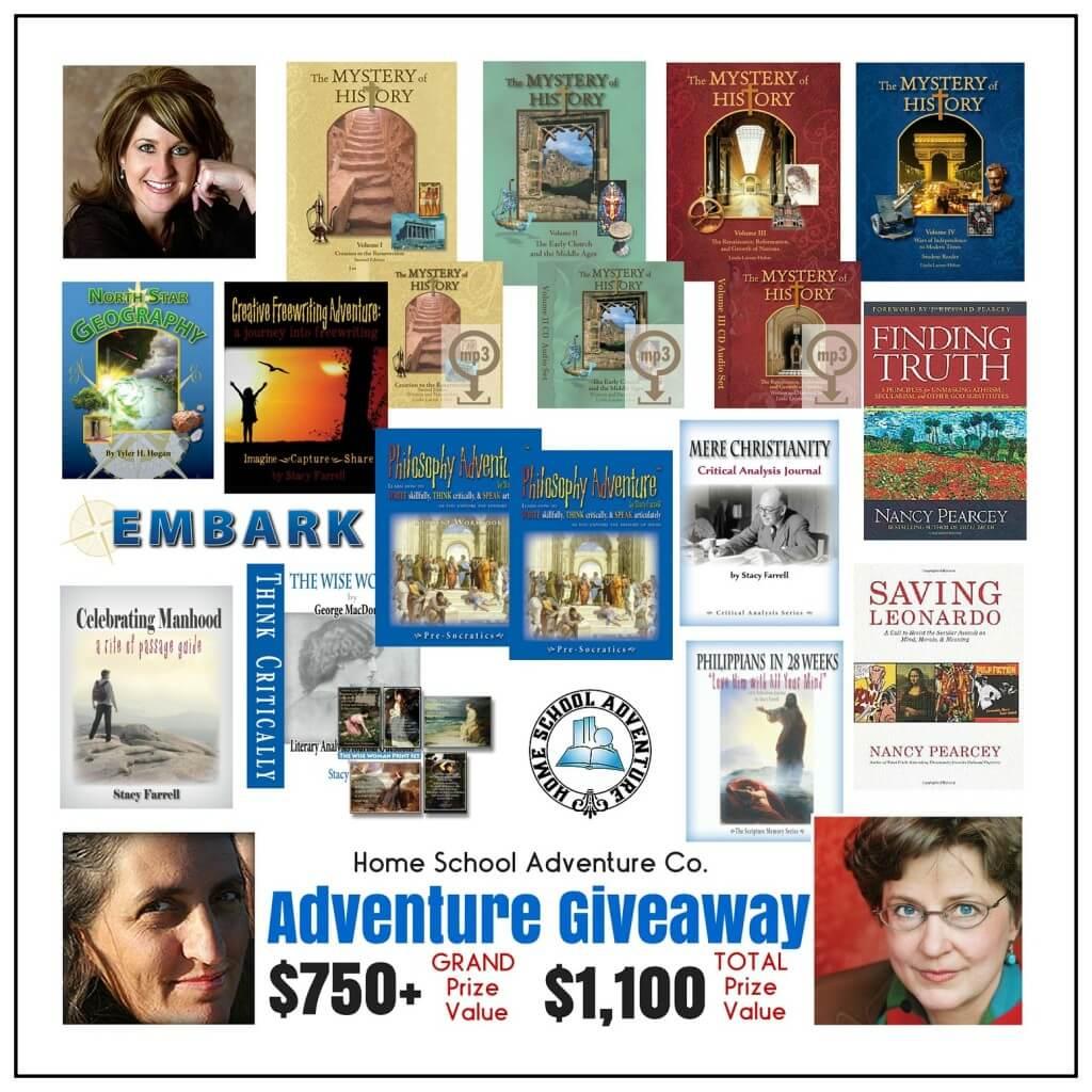 Adventure Giveaway 2016