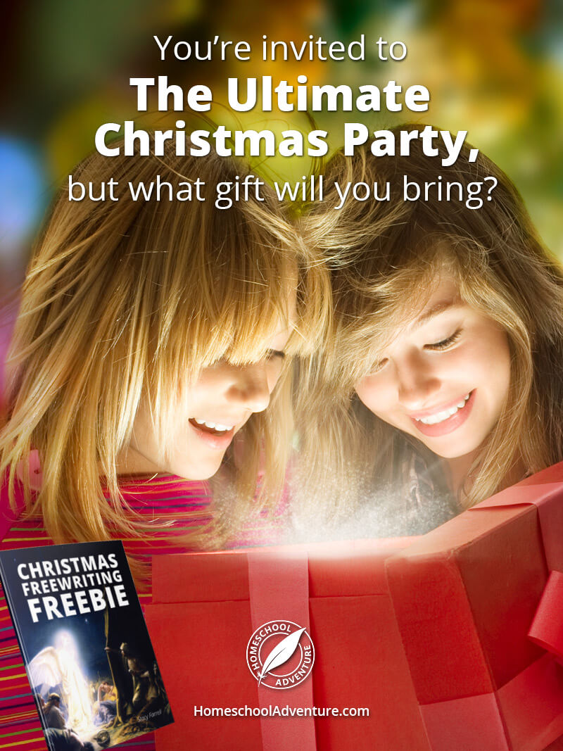 You're invited to The Ultimate Christmas Party