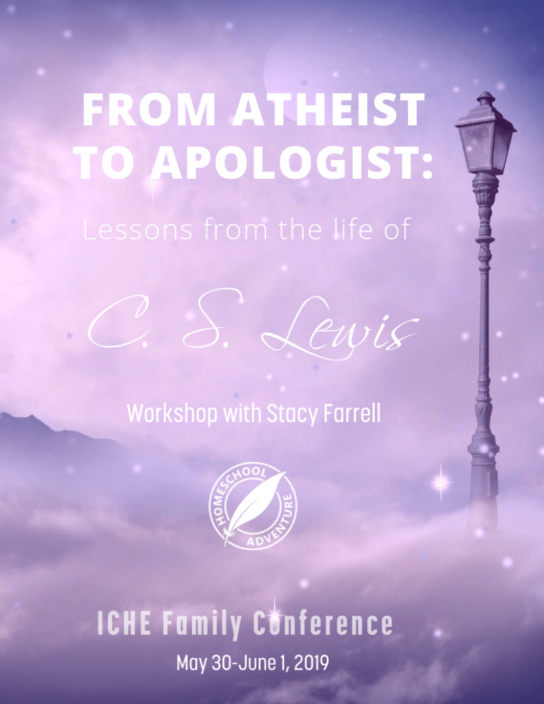 ICHE Family Conference - Lessons from the Life of C.S. Lewis workshop