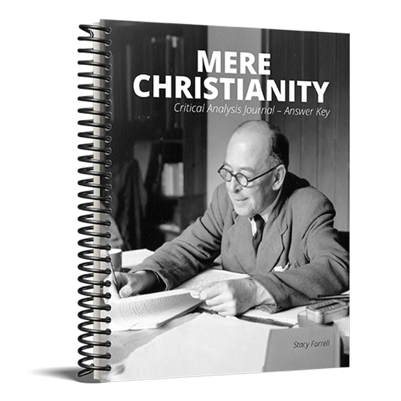 Mere Christianity Journal Answer Key