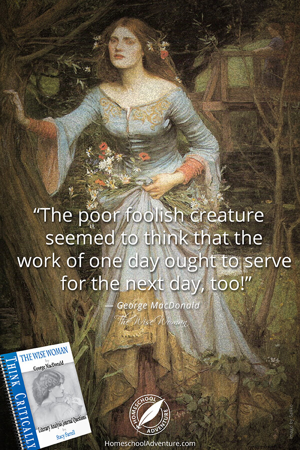 The Poor Foolish Creature